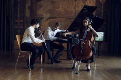 AGORA TRIO, PRESENTATION OF CD 'YOUTH'