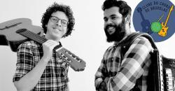 O CLUBE DO CHORO DE BRUXELAS INVITES THE JAZZ DE SERRA DUO