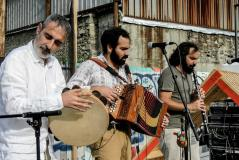 TELAMURE- TARANTELLA ROOTS MUSIC OF SOUTH ITALY
