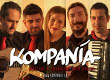KOMPANÍA- REBETIKA & SMYRNA SONGS