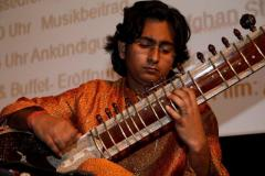 DEEPSANKAR BHATTACHARJEE- Indian Sitar Concert