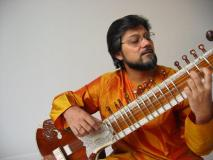 PARTHA BOSE & ARUP SENGUPTA- Indian Sitar & Tabla